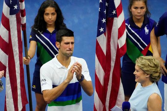 Đánh bại Djokovic, Medvedev vô địch US Open 2021 - Ảnh 5.