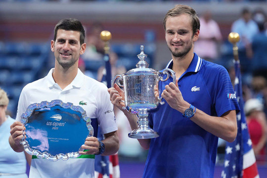 Đánh bại Djokovic, Medvedev vô địch US Open 2021 - Ảnh 9.