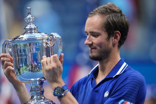 Đánh bại Djokovic, Medvedev vô địch US Open 2021 - Ảnh 6.