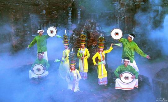 Xây dựng Quảng Nam thành trung tâm du lịch của cả nước - Ảnh 2.
