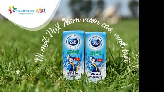 Tập đoàn FrieslandCampina kỷ niệm 150 năm với vị trí Top 3 trong sáng kiến tiếp cận dinh dưỡng toàn cầu - Ảnh 4.