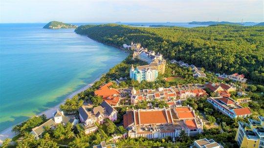 Địa ốc Nam đảo Phú Quốc trước cơ hội dẫn đầu thị trường BĐS biển - Ảnh 1.
