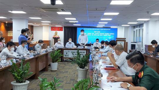TP HCM thông tin các biện pháp giãn cách sau ngày 15-9 - Ảnh 1.