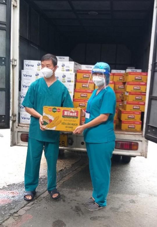 150.000 sản phẩm dinh dưỡng được Masan trao tặng đến bệnh nhân điều trị Covid-19 - Ảnh 1.
