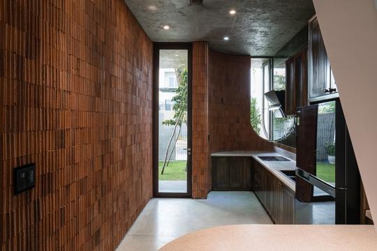Những căn bếp Việt đầy nắng, gió và cây xanh - Ảnh 3.