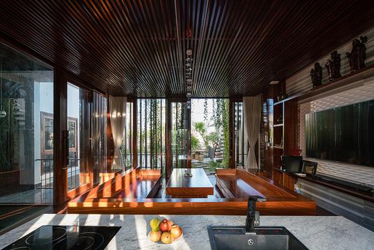 Những căn bếp Việt đầy nắng, gió và cây xanh - Ảnh 8.