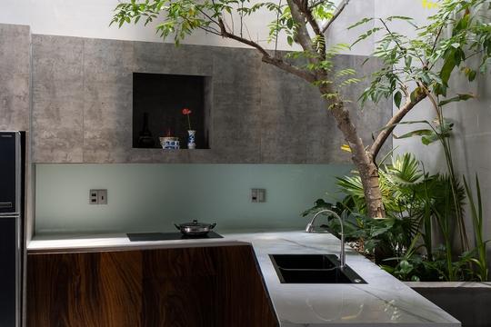 Những căn bếp Việt đầy nắng, gió và cây xanh - Ảnh 10.