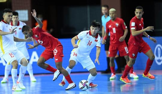Niềm cảm hứng futsal Việt Nam - Ảnh 1.