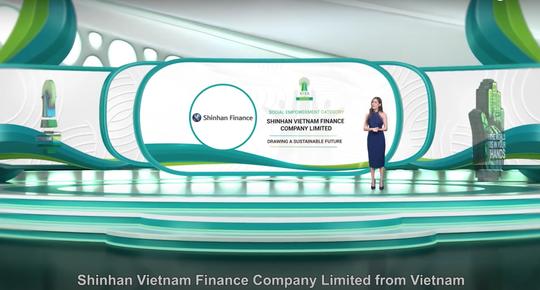 Shinhan Finance được vinh danh Doanh nghiệp Trách nhiệm Châu Á 2021 - Ảnh 1.