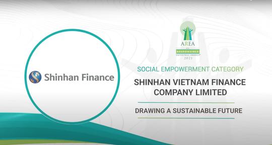 Shinhan Finance được vinh danh Doanh nghiệp Trách nhiệm Châu Á 2021 - Ảnh 2.