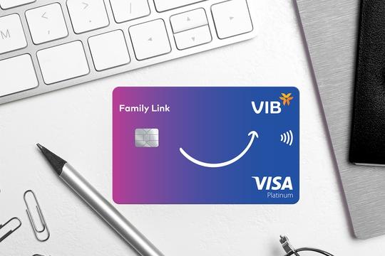 Lần đầu tiên tại Việt Nam, VIB hợp tác Visa ra mắt dòng thẻ tín dụng đồng hành cùng con - Ảnh 1.