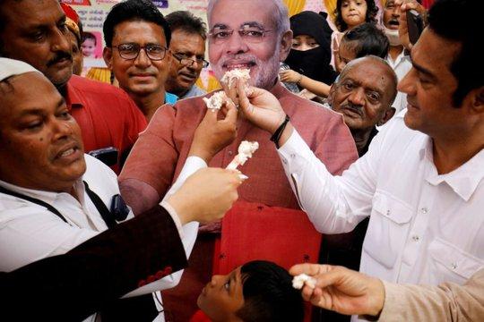 22,6 triệu mũi tiêm vắc-xin Covid-19 làm quà cho thủ tướng Ấn Độ - Ảnh 1.
