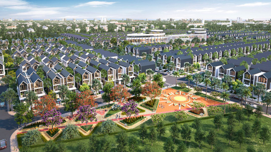 Hưng Vượng Holdings phát triển 2 dự án trên 30 ha tại Bà Rịa - Vũng Tàu - Ảnh 4.