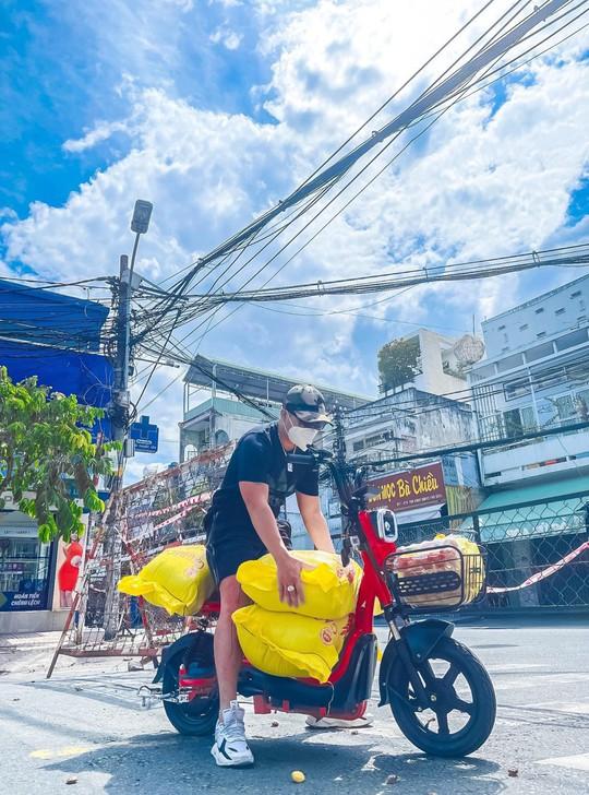 """Doanh nhân Trịnh Trung Hải: """"Làm từ thiện, mệt nhưng vui"""" - Ảnh 3."""