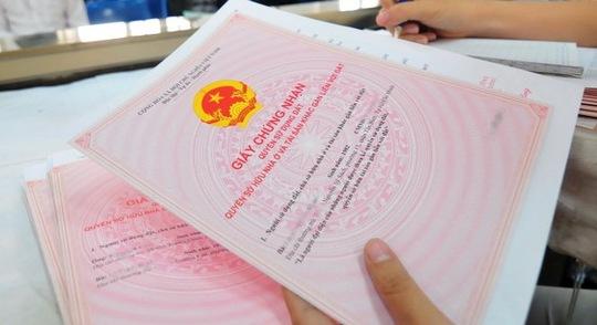 Từ 1-9, làm sổ đỏ không cần nộp bản sao giấy tờ tùy thân - Ảnh 1.