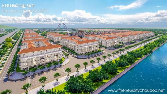 Những lợi thế của Khu Đô thị The New City Châu Đốc - Ảnh 1.