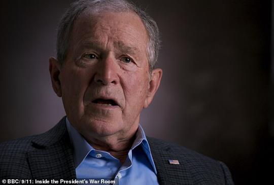 Cựu Tổng thống George W. Bush lên tiếng về vụ khủng bố 11-9 - Ảnh 1.
