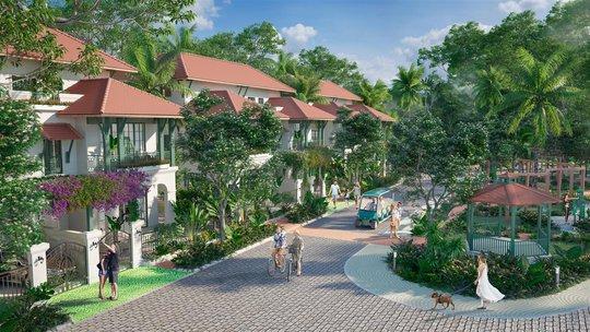 """Ra mắt Sun Tropical Village - """"Ngôi làng nhiệt đới"""" tại Nam đảo Phú Quốc - Ảnh 1."""