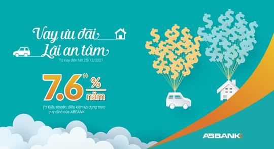 Hưởng thêm lãi suất khi gửi tiết kiệm online tại ABBank - Ảnh 2.