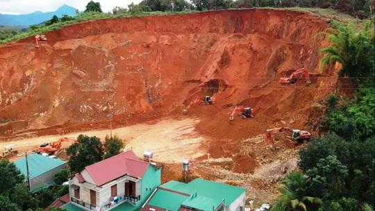 Lâm Đồng: Cận cảnh doanh nghiệp phá đồi, san lấp làm dự án cạnh Quốc lộ 20 - Ảnh 4.