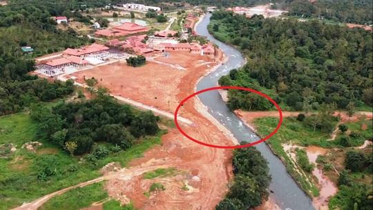 Lâm Đồng: Cận cảnh doanh nghiệp phá đồi, san lấp làm dự án cạnh Quốc lộ 20 - Ảnh 7.