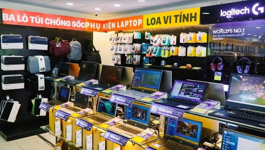 """Ngành hàng laptop của Thế Giới Di Động """"hái quả ngọt"""", kỳ vọng doanh số đạt 4,500 tỉ , tăng 450% sau 2 năm - Ảnh 3."""