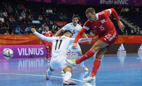 Việt Nam thua sít sao Nga ở vòng 1/8 FIFA Futsal World Cup 2021 - Ảnh 2.