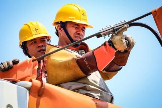 EVNCPC nâng cao độ tin cậy cung cấp điện - Ảnh 1.