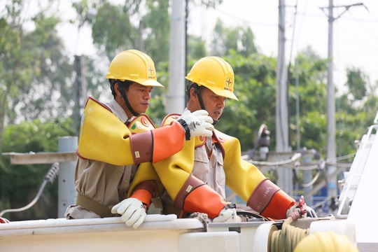 EVNCPC nâng cao độ tin cậy cung cấp điện - Ảnh 2.