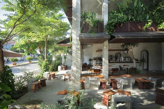 Quán cà phê tàng hình ở Hội An - Ảnh 2.