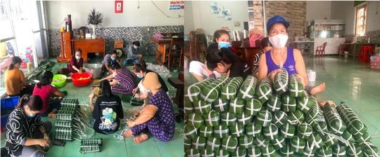 300 hộ gia đình ở TP HCM nhận thức quà quê từ tỉnh biên giới - Ảnh 1.
