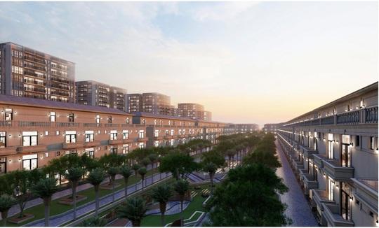 The New City Châu Đốc - mảnh đất lành để an cư lạc nghiệp - Ảnh 1.