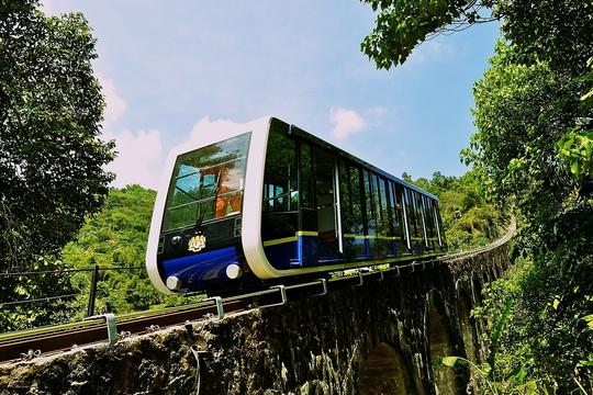 Khu bảo tồn có rừng nhiệt đới triệu năm tuổi ở Malaysia - Ảnh 3.