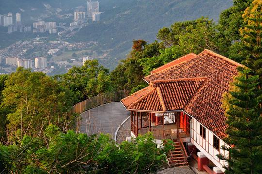 Khu bảo tồn có rừng nhiệt đới triệu năm tuổi ở Malaysia - Ảnh 4.