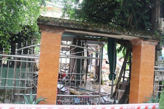 Nổ kinh hoàng gây chết người, sập nhà ở Quảng Nam - Ảnh 7.