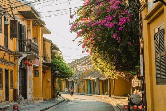 Khoảnh khắc sang thu ở các thành phố du lịch Đà Lạt, Hội An - Ảnh 6.