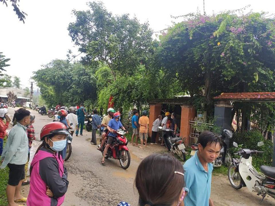 Nổ kinh hoàng gây chết người, sập nhà ở Quảng Nam - Ảnh 2.