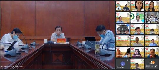 Bộ trưởng Lê Minh Hoan: Nông dân, doanh nghiệp lẫn ngành nông nghiệp phải thay đổi! - Ảnh 1.