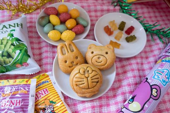 Bánh Trung thu handmade chật vật xoay xở trong dịch ở Hà Nội - Ảnh 1.