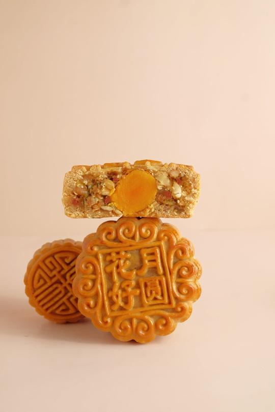 Bánh Trung thu handmade chật vật xoay xở trong dịch ở Hà Nội - Ảnh 3.