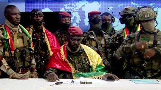 Đảo chính ở Guinea: Số phận của tổng thống vẫn chưa rõ - Ảnh 1.