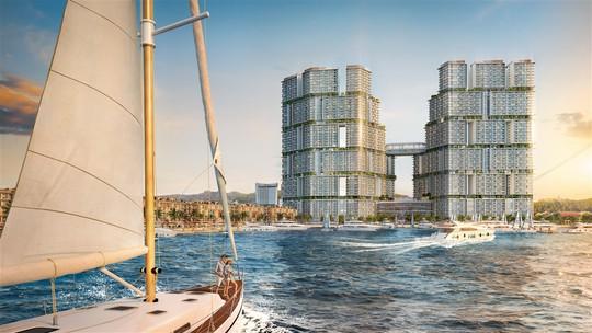 Sun Property ra mắt dòng căn hộ thượng lưu The Platinum tại dự án Sun Marina Town - Ảnh 3.