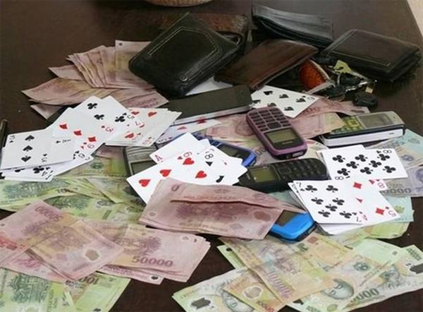 Xem đánh bạc có vi phạm pháp luật? - Báo Người lao động
