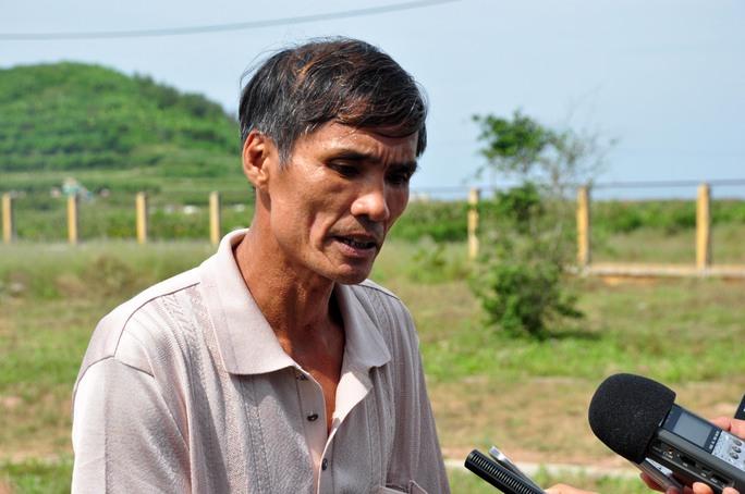 Ông Lê Tân cho biết người dân Lý Sơn rất bức xúc với hành động ngang ngược của Trung Quốc