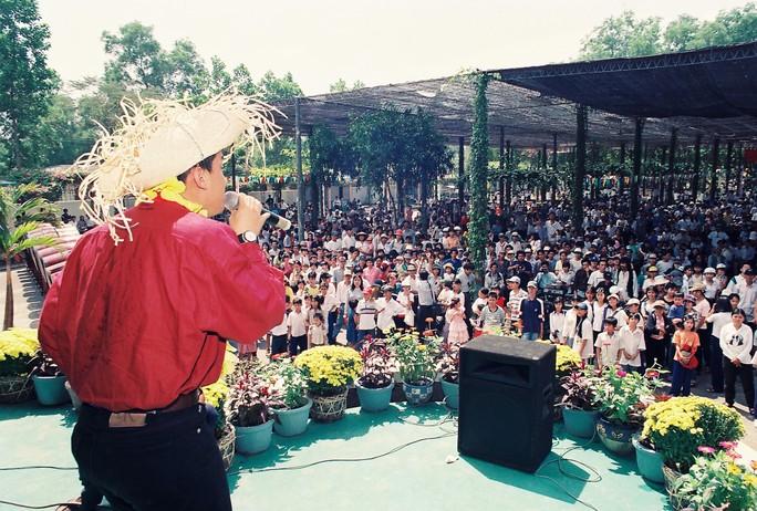 Lam Trường trẻ trung thuở nhận Giải Mai Vàng - Ảnh 8.