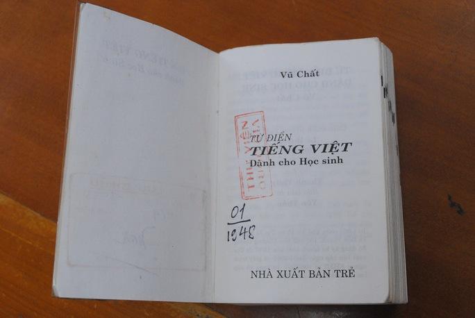 Xử lý nghiêm vụ từ điển tiếng Việt gây sốc!