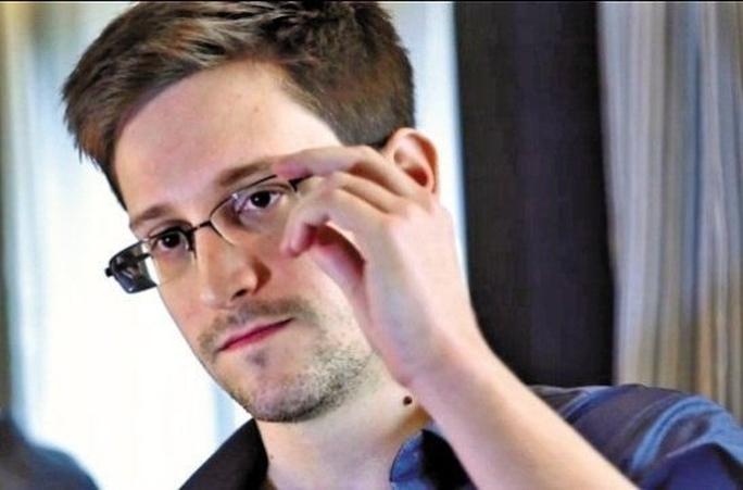Người thổi còi Edward Snowden. Ảnh: CNTV