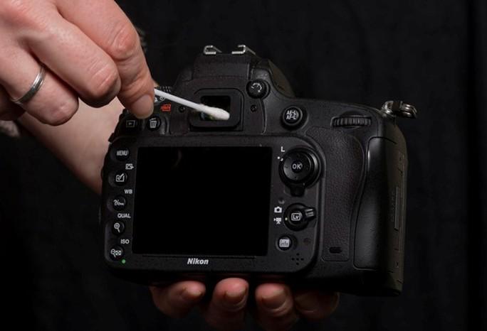 5 bước làm mới giúp camera khỏe hơn