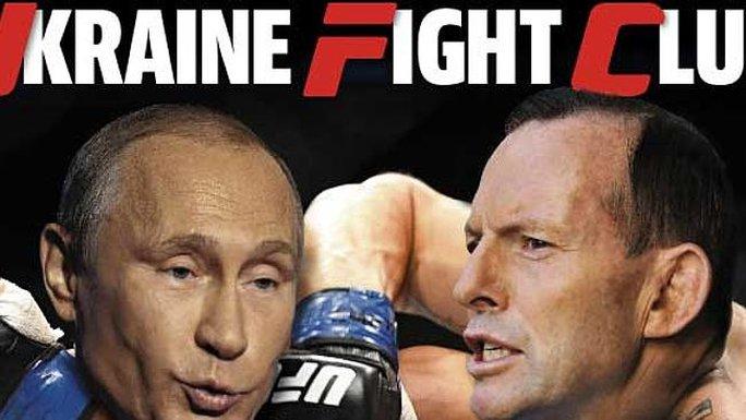 Nếu giáp lá cà, vị TT Nga có lẽ sẽ giành phần thắng vì ông rất giỏi môn võ judo. Ảnh: DailyTelegraph