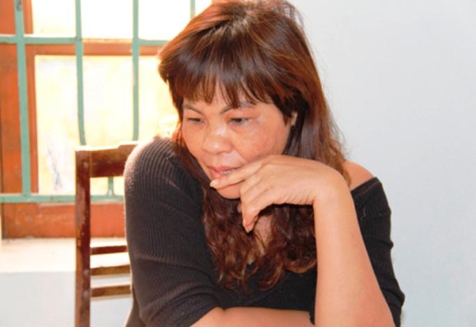 Bà chủ quán cafe kiêm môi giới mại dâm Nguyễn Thị Nhẫn